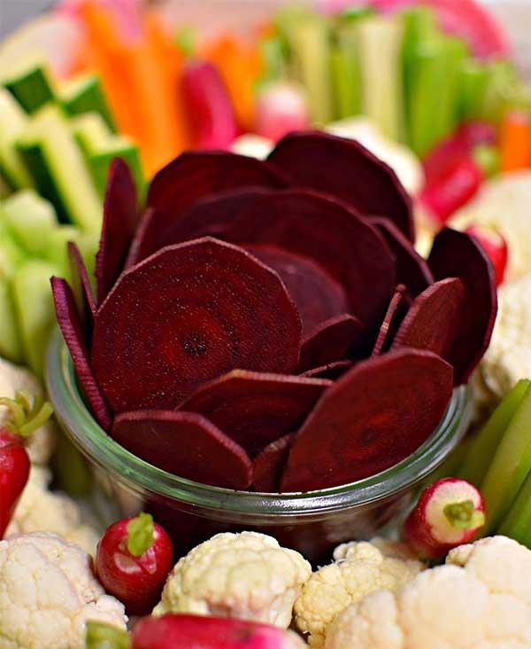 légumes bio du restaurant Maison B à Anglet