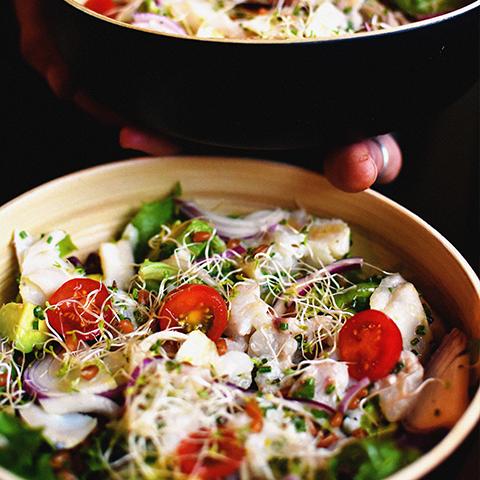 salade maison b bayonne